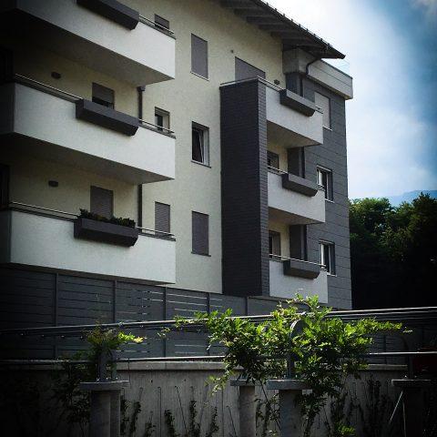 Complesso residenziale Trento