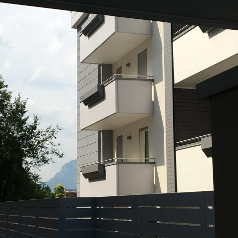 Complesso residenziale Trento